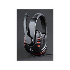 GMB Gaming Gaming slušalke GHS-402 črne