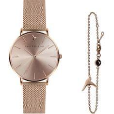 Emily Westwood Sunray Mesh & Emily Bird Bracelet EWS011