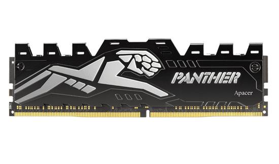 Apacer Panther pomnilnik (RAM), 8 GB DDR4, 3000 MHz, CL16 (EK.08G2Z.GJC)