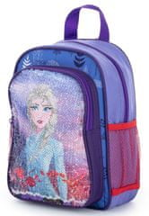 Karton P+P Dječji predškolski ruksak sa filterom Frozen, sa šljokicama