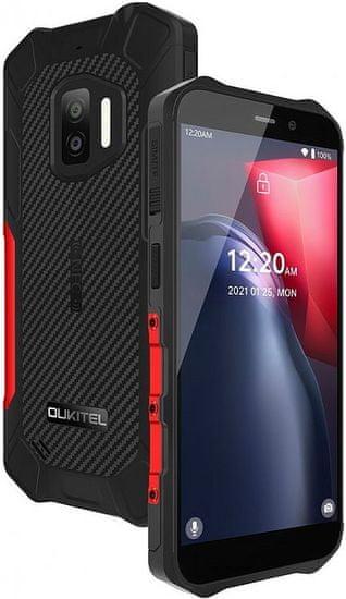Oukitel WP12, 4GB/32GB, Red