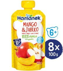 Hamánek Mangó 8x, 100g