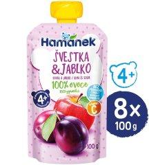 Hamánek Švestka 8x 100g
