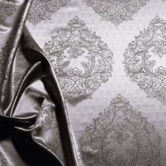 Naturaland Svilena prevleka za vzglavnik/BEA - Žakard svila / 31 momme (mm), na gumbe, 60x80
