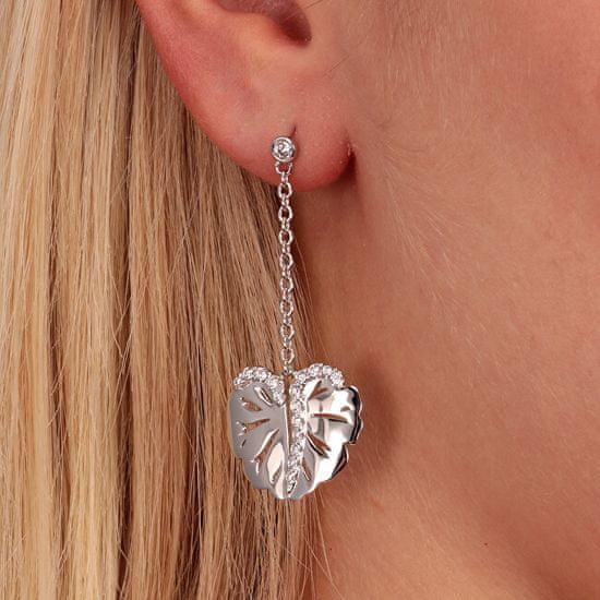 Morellato Ninfea SAUE03 hosszú, modern fülbevaló medálokkal