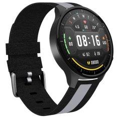 EPICO CANVAS STRAP Xiaomi Mi Watch - čierna 55718101000001
