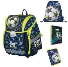 Karton P+P zestaw szkolny Premium LIGHT Piłka nożna