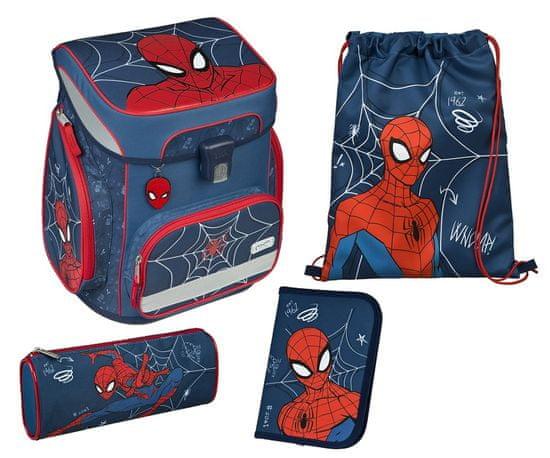 Karton P+P Iskolai szett PREMIUM Spiderman
