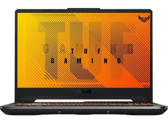 Asus TUF Gaming FA506QM-HN005T prenosnik, sivo-črn