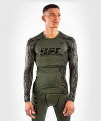 VENUM Rashguard VENUM UFC Authentic Fight Week Dl. rukávem - Khaki