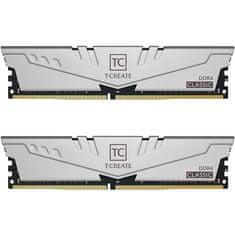 TeamGroup T-CREATE Classic pomnilnik (RAM), 16 GB (2x8GB), DDR4-2666 MHz, CL19, 1.2 V (TTCCD416G266HC19DC01)