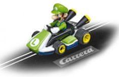 CARRERA zestaw Auto FIRST 65020 Nintendo Luigi