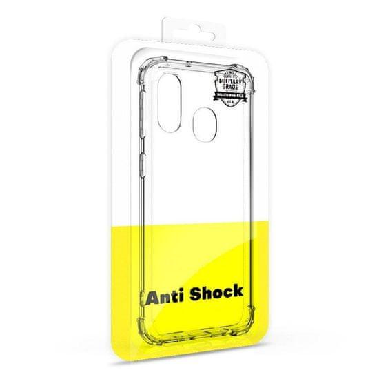 MG Anti Shock Military silikonski ovitek za iPhone 7/8/SE 2020, prozoren