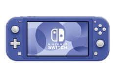Nintendo Switch Lite igraća konzola, plava