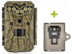 KeepGuard KG795W és fém védődoboz + 32GB SD-kártya és 8db elem INGYEN!