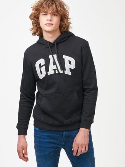 Gap Pulover Hoodie Logo