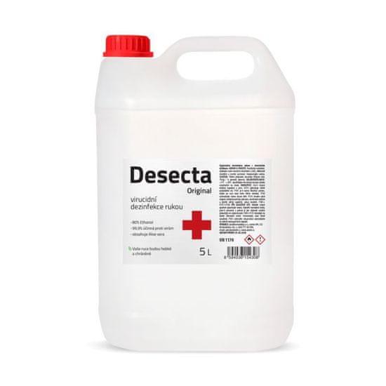 Desecta Dezinfekčný virucidné roztok (anti-covid) 5L