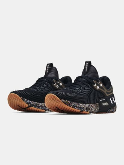 Under Armour Čevlji Under Armour W HOVR Apex 2 Speckle-BLK