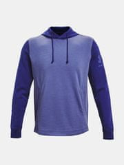 Under Armour Pulover UA RIVAL TERRY COLORBLOCK HD-PPL M