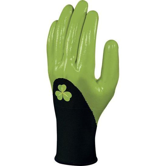 Delta Plus Delta DPVE715 rukavice nitrilové zelené vel.6