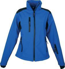 Schwarzwolf BREVA bunda dámská modrá logo vpředu