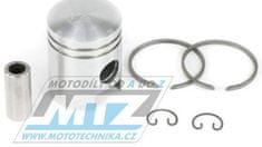 MTZ Píst Jawa Babetta 40,25mm (čep průměr 14mm) - Jawa Babetta 207 (jednorychlostní) + Babetta 210 (dvourychlostní) + Babetta 225 + Babetta Stella (Minimokik) (babeta) 01.BABETA.125