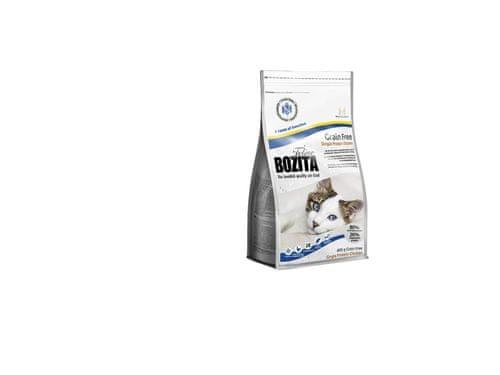 Bozita Feline Grain Free Single Protein Chicken 400g