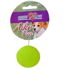 COBBYS PET AIKO FUN Neon labda 4,8cm kutyajáték