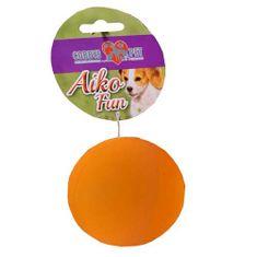 COBBYS PET AIKO FUN Neon labda 8,5cm kutyajáték