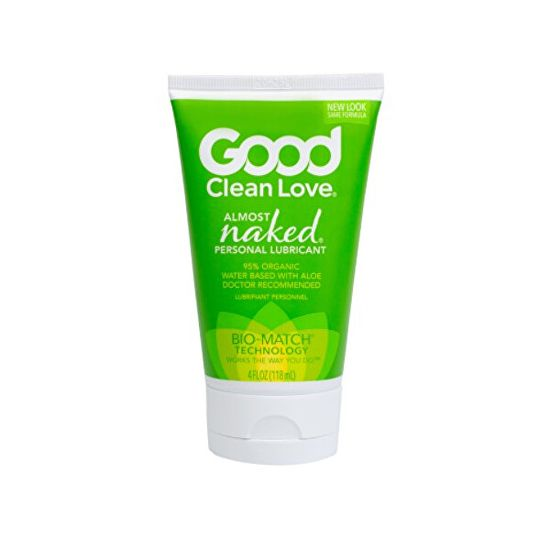 Good Clean Lubrikační gel proti zánětům a mykózám Téměř nahá 118 ml