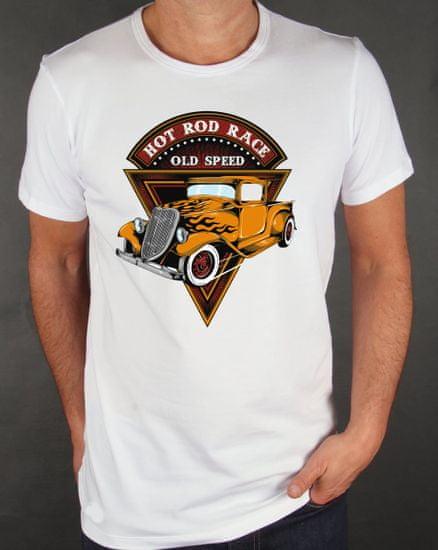 BrinX.cz Hot Rod Old Speed - nové tričko