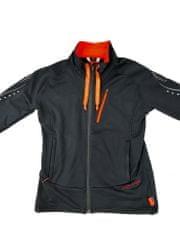 MAYA MAYA Ženska športna jopica pulover - Nia, za pohodništvo, tek, Polarbear tehnologija, L
