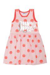 WINKIKI haljina za djevojčice WKG01764-214, 98, roza