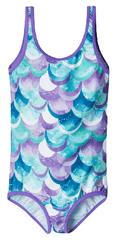 Reima lány egyrészes fürdőruha Uimaan, 116, kék