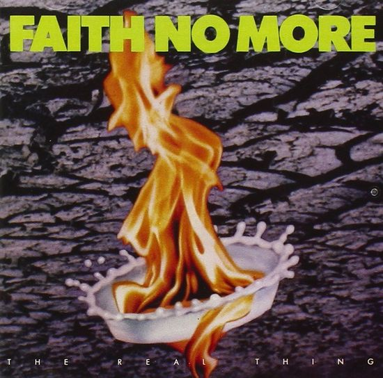 Faith No More: Real Thing (Coloured) - LP