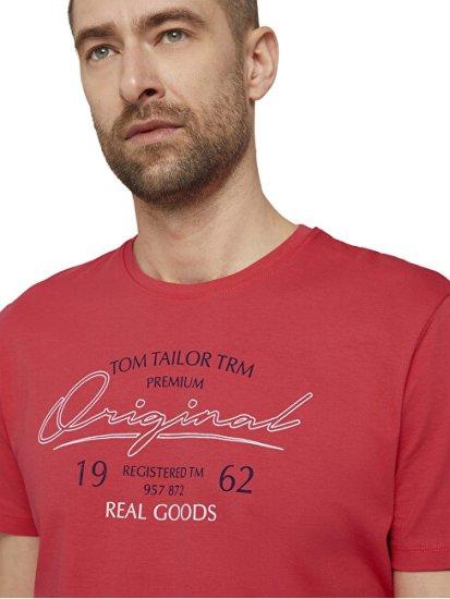 Tom Tailor Férfi póló Regular Fit 1025979.11042
