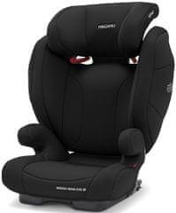 RECARO Monza Nova Evo SeatFix 2021 Deep Black