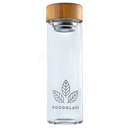 GoodWays GoodGlass Simple skleněná lahev 650 ml