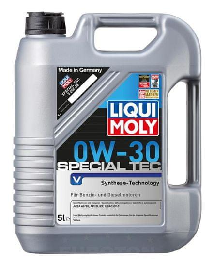 Liqui Moly motorno ulje Special TEC V 0W30, 5 l