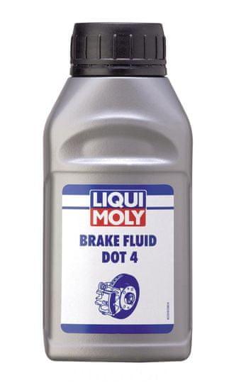 Liqui Moly ulje za kočnice Brake Fluid Dot 4, 250 ml