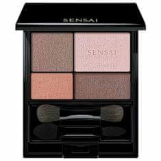 Sensai (Eye Colour Palette) 3,7 g (Odstín 01 Shiny Foliage)