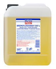Liqui Moly olje za zavorno Brake Fluid Dot, 4 l