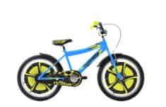 Adria Rocker 20 otroško kolo, modro-rumeno