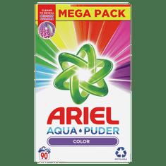 Ariel AquaPuder Color pralni prašek, 90 pranj