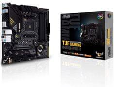 Asus TUF Gaming B450M-PRO S osnovna plošča, AM4, mATX