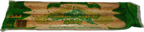 Tyčinky cesnakovo sezamové 100,000g (bal. 20ks)