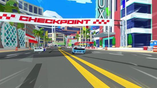 Curve Digital Hotshot Racing (PS4) igra