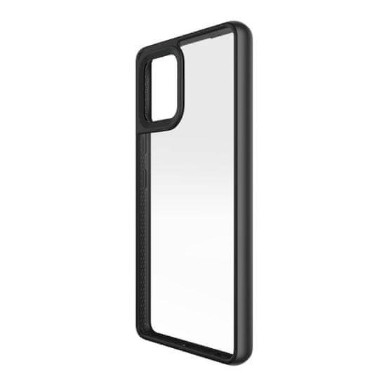 PanzerGlass ClearCase zaščitni ovitek za Samsung Galaxy A72, črno-prozoren