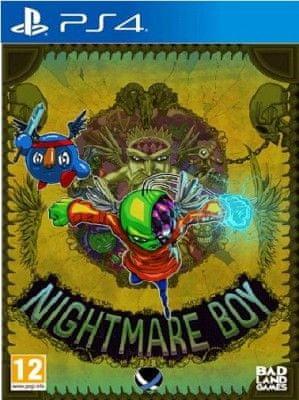 BADLanD Games Nightmare Boy (PS4) igra
