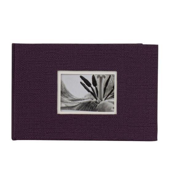 Dörr UniTex foto album, 10 x 15 cm, 40 slika, ljubičasta (880394)